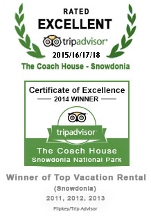 Rated EXCELLENT on Trip Advisor
