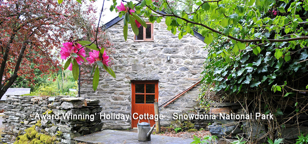 The Coach House - Award Winning Holiday Cottage - Snowdonia