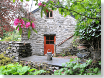 Coach House Holiday Cottage Apartment in Vale of Ffestiniog Snowdonia