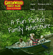 Greenwood Forest Park - Family Adventure