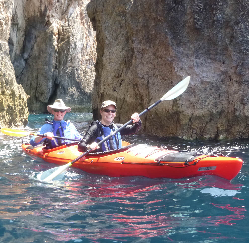 Kayaking Options in North Wales