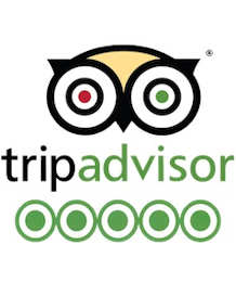 Rated 'Excellent' on Trip Advisor