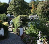 The village Portmeirion
