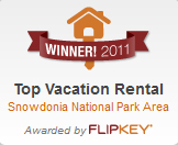 Top Vacation Rental 2011