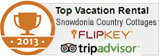 Top Vacation Rental 2013